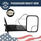 Passenger Right Side For 02-08 Dodge Ram 1500 2500 3500 Power Heated Tow Mirror