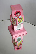 Kinderspielzeug Holzpuppe Manekin TRUE VINTAGE Holzspielzeug handmade wood toy