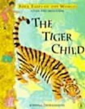 The Tiger Child: A Folk Tale from India by Joanna Troughton (Paperback, 1950)