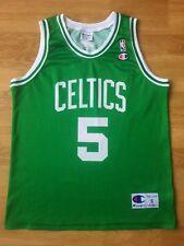 NBA Boston Celtics Basketball Jersey Champion Kevin Garnett #5 Size S