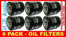6 PACK - Prime Guard Premium Engine OIL FILTERS (Fram, Wix, AC Delco)