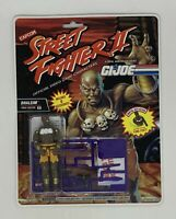 GI Joe Street Fighter Dhalsim 1993 action figure