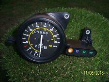 99 - 05 Aprilia RS125  Speedo / Speedometer and Warning lights   7556 KMs