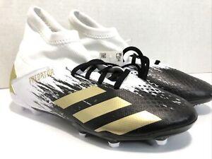 Adidas PREDATOR 20.3 FG J Soccer Cleats  Size 5  (FW9215) New