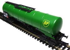 TT 1 : 120 BUSCH Knickkesselwagen BP Kesselwagen Tank DB Ep.V grün # 33172