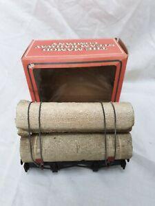 Mamod RW2 Lumber Wagon In Great Condition With Original Box