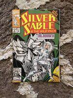 Silver Sable #4 Sept 1992 Marvel