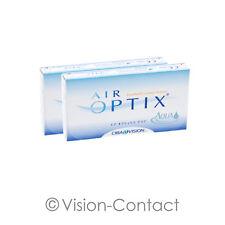 4x Air Optix Aqua - 6er