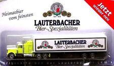 Lauterbach Ehnle - Biertruck-Nr.2 - Kenworth W900B SZ - KW 90 € (OVP)