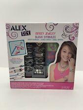 DIY Infinity Jewelry Bracelet Necklace Arts & Crafts by Alex- F25