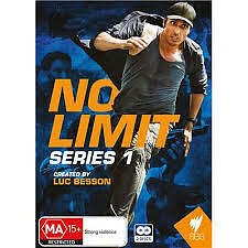 No Limit - Season / Series 1 (created by Luc Besson) DVD R4 *NEW & SEALED*