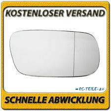 Spiegelglas für SUBARU LEGACY II /III 1994-2003 rechts Beifahrerseite asphärisch