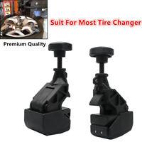Black Nylon Tire Changer Bead Rim Clamp Mount Clip Drop Center Tool Heavy Duty