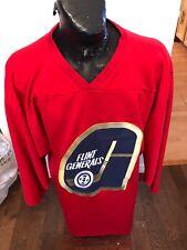 MENS XLarge Hockey Jersey UHL Flint Generals