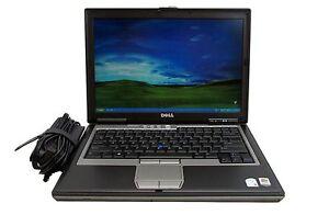 Dell Latitude D620/630 Laptop Core Duo 2GB Ram 80GB HDD WiFi Windows 7