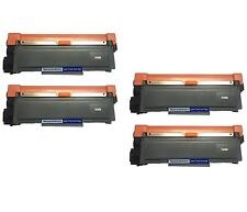 4 PK NON-OEM TONER CARTRIDGE BROTHER TN-660 HL-L2360DW HL-L2380DW MFC-L2700DW