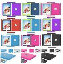 "Kid iPad Case 7th Generation 10.2"" 6th,5nd,4th,3rd,2nd,Pro 9.7"" Mini 7.9"" Cover"