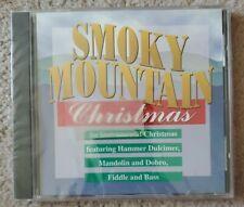 Smoky Mountain Christmas: Instrumental (CD) RARE 1995 NEW & On SALE!
