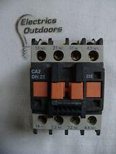 Telemecanique Contactor Control relé 2no 2nc 10 Amp Ca2 Dn 22 22e