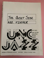 The Quiet Side, composed and arranged by Clare Fischer, Big Band