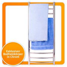 Edelstahl Badheizkörper Handtuchwärmer Handtuchtrockner Bad Handtuchheizung