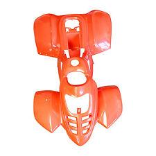 ATV Quad Body Plastic front rear fender fit Taotao only 110B 110cc RED