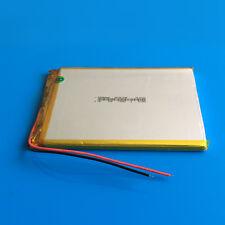 3.7V 5300mAh Li Po Polymer Battery for Tablet PC DVD Power Bank PAD PDA 5876100