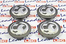 GENUINE Vauxhall INSIGNIA SET OF 4 ALLOY WHEEL CENTRE HUBS / CAPS - NEW 13242423