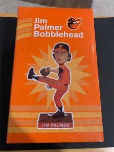 Jim Palmer Bobblehead Baltimore Orioles SGA 7/24/21 New In Box