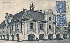 D. Ansichtskarte Posen  Jarocin  Rathaus  1929