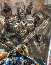 Transformers 5  The Last Knight Movie Voyager Distressed Class Optimus Prime