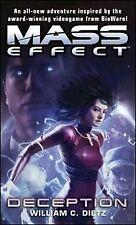 Mass Effect Deception - William C. Dietz LIBRO MULTIPLAYER