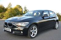 2014 (14) BMW 118D SPORT 143 BHP  NO RESERVE SPARES OR REPAIR