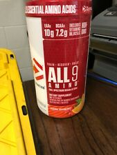 Dymatize All 9 Amino with Full Spectrum BCAA Orange Cranberry 30 Servings 04/20