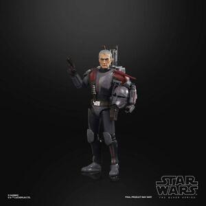 6 Inch Bad Batch Crosshair Trooper Disney+ Figure Star Wars Black Series ..LOOSE