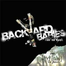 Backyard Babies-acouphènes + Live Live in paris 2cd neuf emballage d'origine