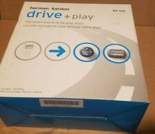 Harman Kardon Drive + Play Apple iPod iPhone Car Audio System DP 1US