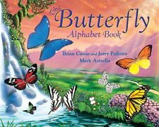 The Butterfly Alphabet Book by Brian Cassie and Jerry Pallotta (1995, Paperback)