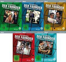 24 DVDs * DER FAHNDER - STAFFEL 1 - 5 IM SET MIT KLAUS WENNEMANN # NEU OVP +