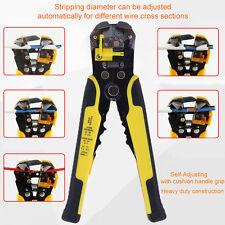 Professional Automatic Wire Striper Cutter Stripper Crimper Pliers Tool HOME  MB