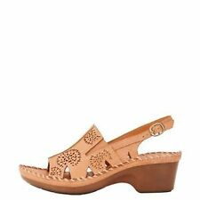 Leather Slides Shoes for Women