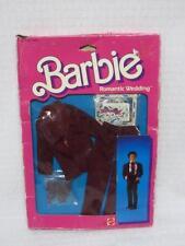 Barbie Romantic Wedding Fashions for Ken Suit/Broken Shoes/Wedding Invites NIB