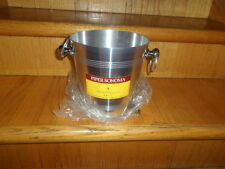 Piper Sonoma Champagne Metal Ice Bucket Wine