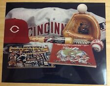 Big Red Machine Cincinnati Reds #1 8x10 photo  75 76 WS COLLAGE