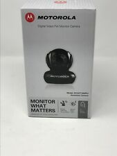 Motorola SCOUT1000PU Digital Video Pet Monitor Camera, Brand New