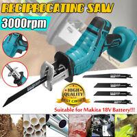 3000RPM/min Cordless Electric Reciprocating Saw Outdoor Saber Kit For Makita 18V