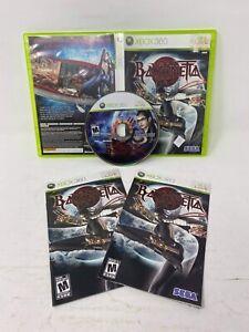 Bayonetta (Microsoft Xbox 360, 2010, CIB)