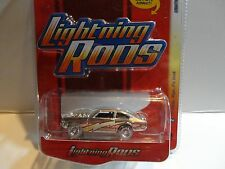 Johnny Lightning Lightning Rods Chrome 1971 Chevy Vega Pro Stock