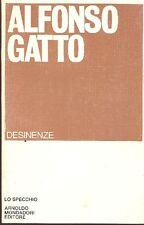 GATTO Alfonso - Desinenze