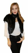 Faux Fur Cropped Formal Coats & Jackets for Women